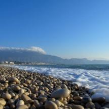 COSTA BLANCA. L«ALFçS DEL PI. Playa de l«Albir.