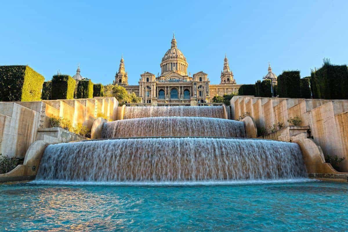 Los Lugares Turísticos más visitados de España