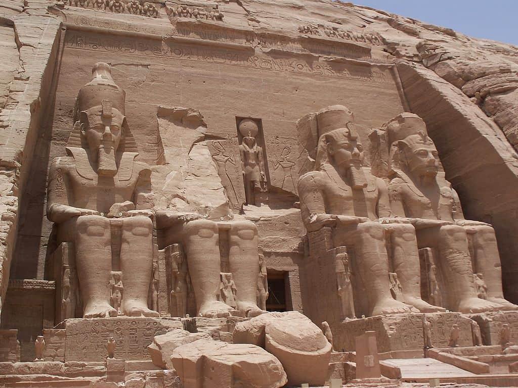 Lugares de Interés Turístico en Egipto