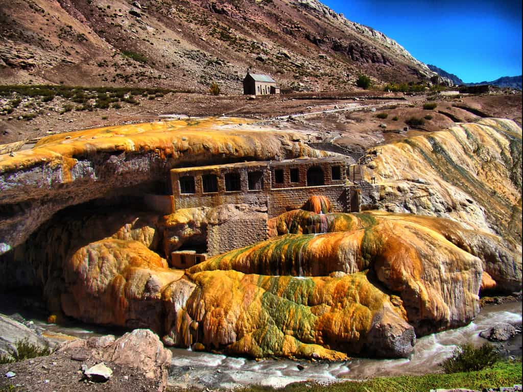 Principales Monumentos naturales de Argentina