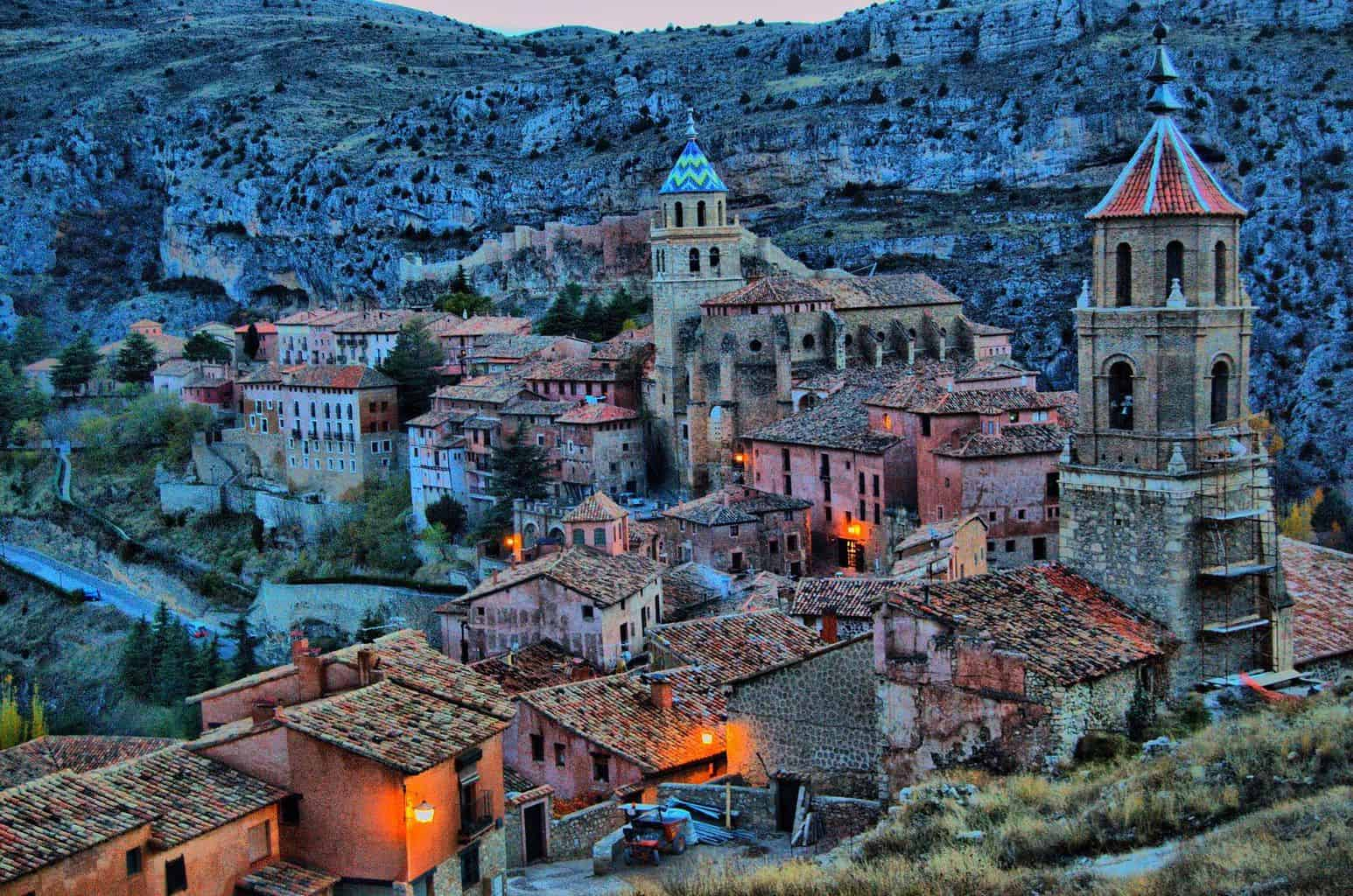 Sitios increíbles de España